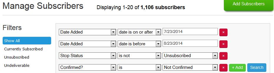 aweber-unconfirmed-subscribers