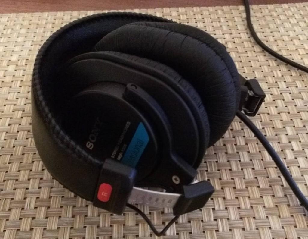 Sony-MDR7506
